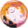 "18"" Halloween Ghost Balloon overview"