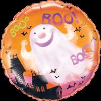 """18"""" Halloween Ghost Balloon"""
