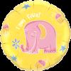 I am 5 Birthday Elephant! product link