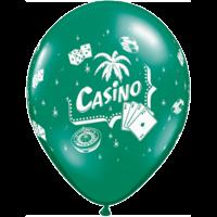 "11"" Assorted Casino x 25"