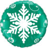 Snowflake Green product link