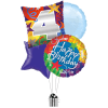 Happy 4th Birthday Partytime product link