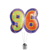 Big 96th Birthday Numbers  product link
