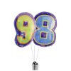 Big 98th Birthday Numbers product link