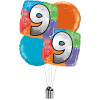 99 Number Squares Birthday product link