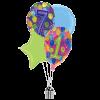 71st Balloon Birthday product link