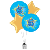 blue 65th birthday product link