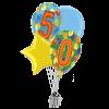 50th Balloon Birthday  product link