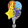 47th Balloon Birthday  product link