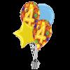 44th Balloon Birthday product link