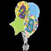 28th Balloon Birthday  product link