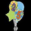 25th Balloon Birthday  product link
