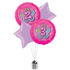 Pink 23rd Birthday  product link