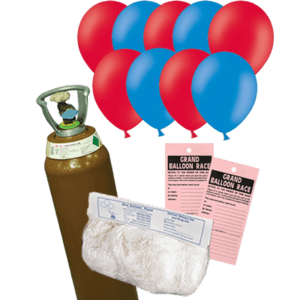 400 Balloon Race Release Pack