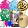 General Decorative Latex Balloon Party Pack