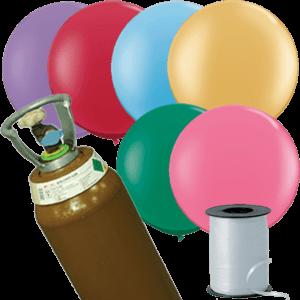 8x 3ft Latex Balloon Pack