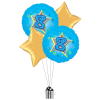 Blue 88th Birthday Special Balloon Bouquet product link