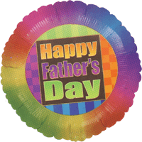 Father's Day Glow Balloon in a Box