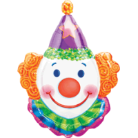 Clown Chuckles Balloon in a Box