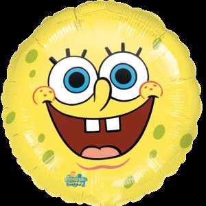Spongebob Smiley Balloon in a Box