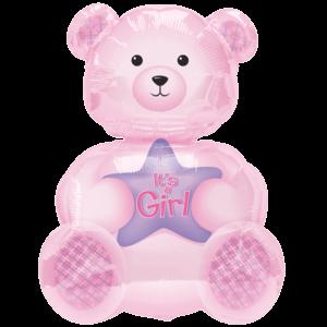 Baby Girl Bear