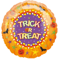 Trick Or Treat Balloon in a Box