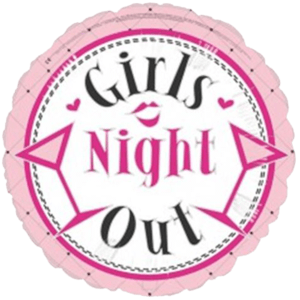 Party Girls Night Out Balloon in a Box