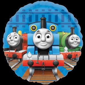 Thomas and Friends Trains Cartoon Balloon in a Box