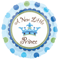 A New Little Prince Blue