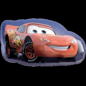 Cars Lightening McQueen SuperShape