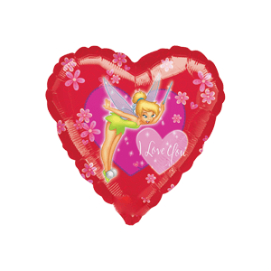 Love You Tinkerbell Balloon in a Box