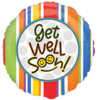 Smiley Get Well