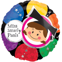 Miss Smarty Pants Balloon in a Box