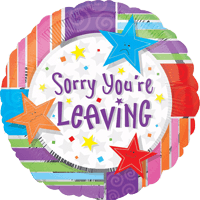 You're Leaving Sorry