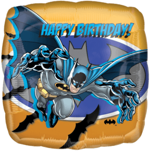 Batman Happy Birthday Balloon in a Box