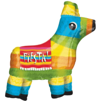 Pinata Fiesta Party Balloon in a Box