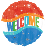 Warm Welcome Banner