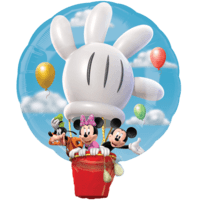 Hot Air Balloon Mickey Balloon in a Box