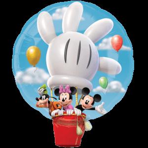 Hot Air Balloon Mickey Balloon in a Box