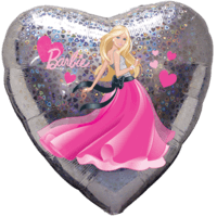 Beautiful Barbie Love Balloon in a Box