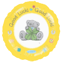 Me to You Good Luck Clover