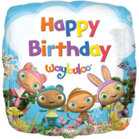 Waybuloo Friends Happy Birthday