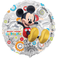 Playful Mickey Balloon in a Box
