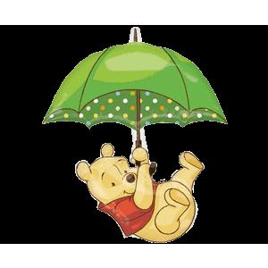 Winnie the Pooh & Umberella