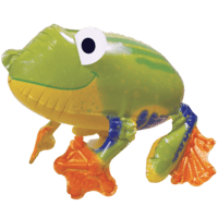 Frog AirWalker Balloon in a Box
