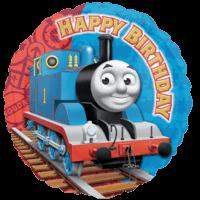 Thomas the Tank Engine Happy Birthday Balloon in a Box