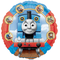 Thomas and Friends Cartoon Balloon in a Box