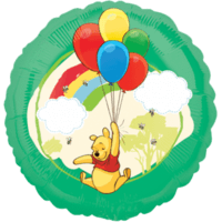 "18"" Winnie the Pooh Balloon Bundle Balloon in a Box"