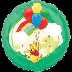"""18"""" Winnie the Pooh Balloon Bundle Balloon in a Box"""