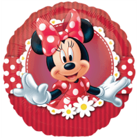 Minnie Mouse Balloon in a Box